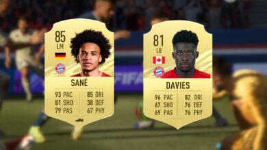 FIFA 21: estos dúos de 5 jugadores serán realmente fuertes para tu Ultimate Team