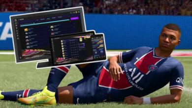 FIFA 21: la aplicación web comienza mañana: lo que necesita saber sobre la hora de lanzamiento y el inicio de sesión