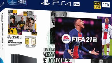 FIFA 21: paquetes anunciados con PS4 y PS4 Pro
