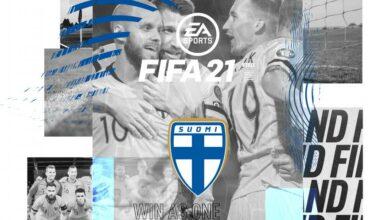 FIFA 21: se anuncia la asociación con la federación finlandesa