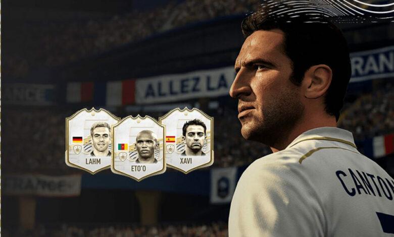 FIFA 21: se han revelado las estadísticas generales y de todos los íconos inéditos