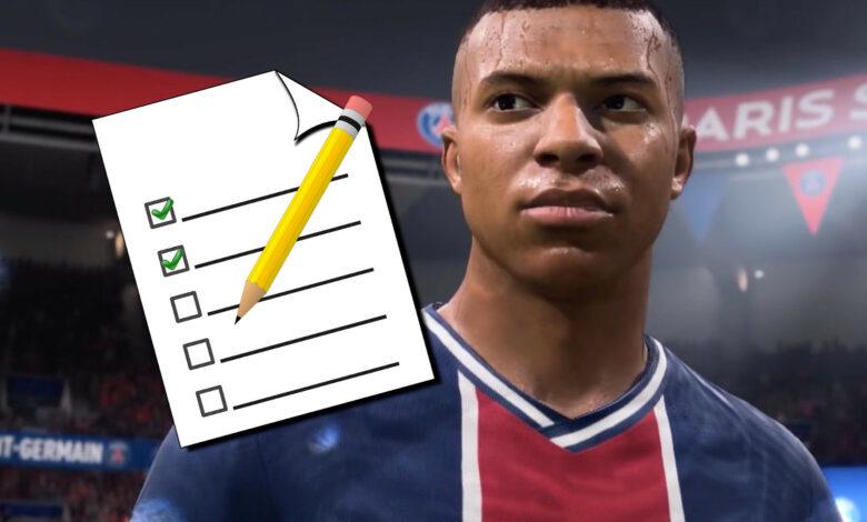 """Fan inicia petición contra FIFA 21 Ratings: """"Como si EA no hubiera visto nada de la temporada"""""""