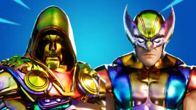Photo of Fortnite: Entonces obtienes las máscaras geniales y raras de la temporada 4