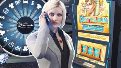 GTA Online: el jugador gana 2 de los premios más grandes del casino en solo un minuto