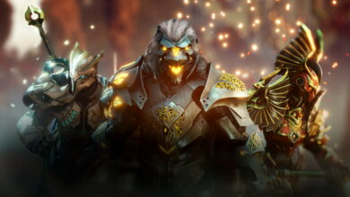 Godfall: fecha de lanzamiento para PS5, PC conocida - ¿para quién es adecuado el RPG de acción?