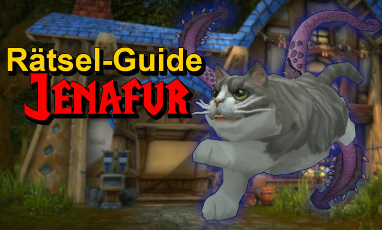 Guía de rompecabezas de WoW: así es como obtienes el gato secreto Jenafur