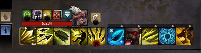Habilidades Guild Wars 2