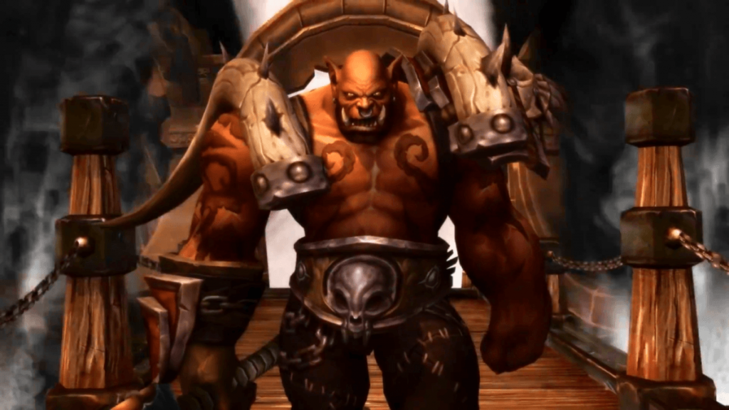 wow garrosh pandaria