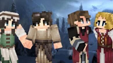 Photo of Hay un gran MMORPG de Minecraft por ahí, y se hizo más grande