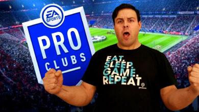 He jugado en clubes profesionales durante años y con FIFA 21 incluso podría ser divertido