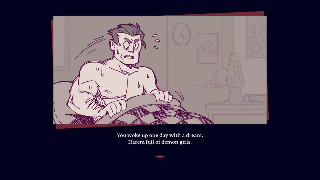 Helltaker despierta