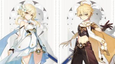 Photo of Elige los mejores personajes de Genshin Impact con nosotros: ¿quiénes son tus favoritos?