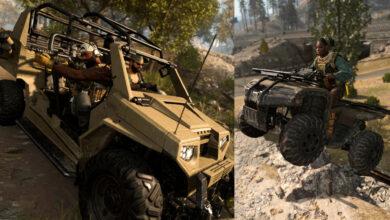Neues Playlist-Update bringt Fahrzeuge zurück in CoD Warzone