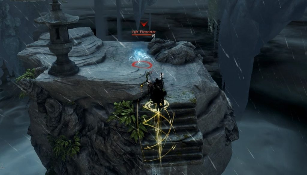 Súper salto fractal de Guild Wars 2