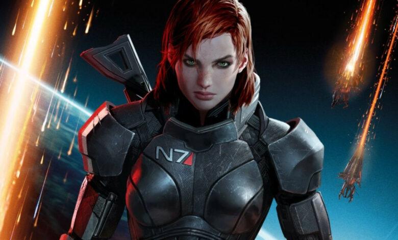 """La remasterización de """"Mass Effect"""" viene sin el modo más genial"""