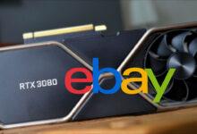 Photo of RTX 3080 en eBay por ahora hasta $ 70,000; los fanáticos, por otro lado, traen versiones de cartón