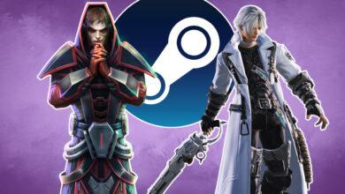 Los 10 MMORPG mejor valorados en Steam