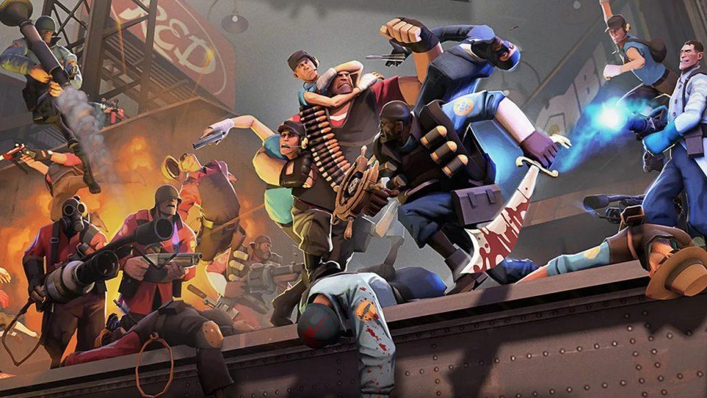 Clases de Team Fortress 2