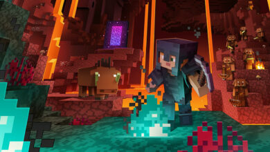 Minecraft: probablemente la mejor y más extraña escalera que puedas construir