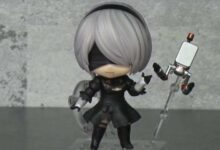Photo of NieR Automata 2B Nendoroid revelada y es absolutamente adorable; Más figuras exhibidas