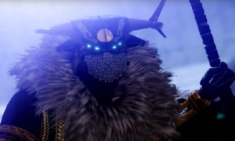 Nuevo tráiler de Destiny 2: un traidor de todas las personas te excita por Beyond Light