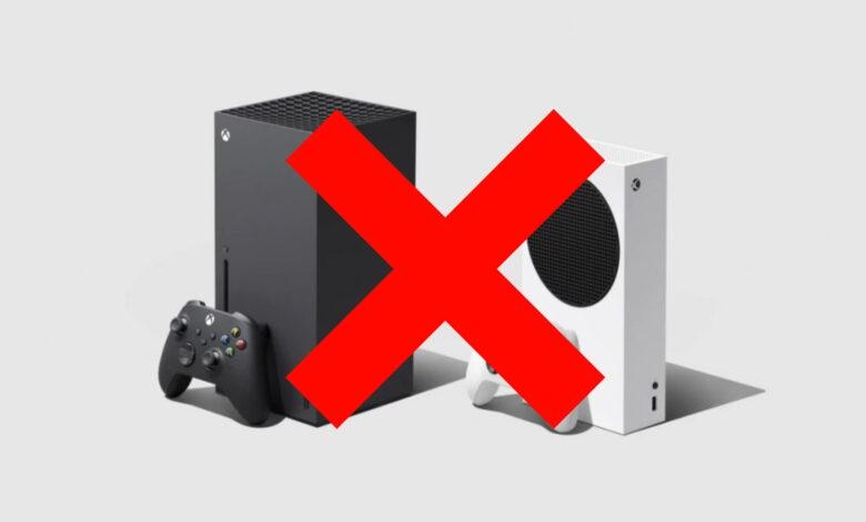 Parece que algunos fanáticos de Xbox Series X están comprando la consola incorrecta en este momento