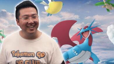 Photo of Pokémon GO: Brandon Tan fue el primero en alcanzar los mil millones de EP; ahora juega aún más descarado