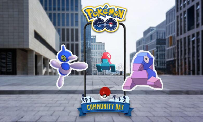 Pokémon GO: Community Day con Porygon - Cómo usarlo correctamente