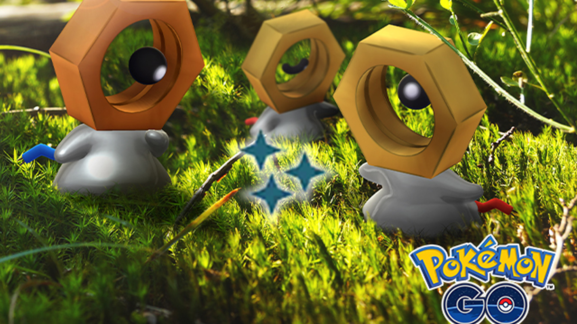 Título de Pokémon GO Shiny Meltan