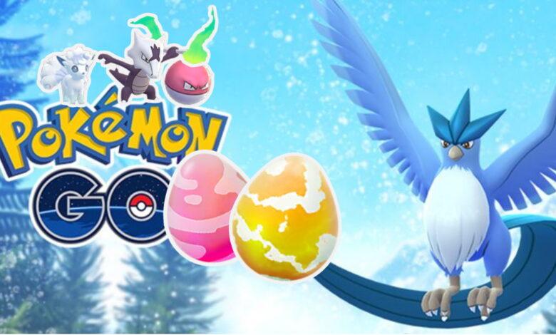 Pokémon GO: Nuevos Raid Bosses para Arktos: estos 6 valen la pena
