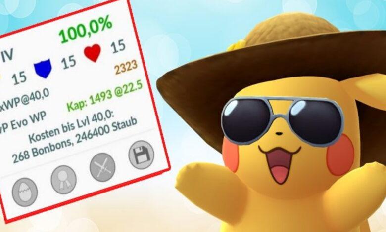 Pokémon GO: Todo el mundo quiere el IV perfecto, pero ¿qué tan fuerte es realmente el 100%?