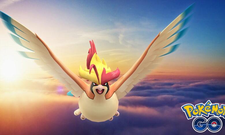 Pokémon GO trae a Mega Pigeon Boss: será el mejor atacante de vuelo de inmediato