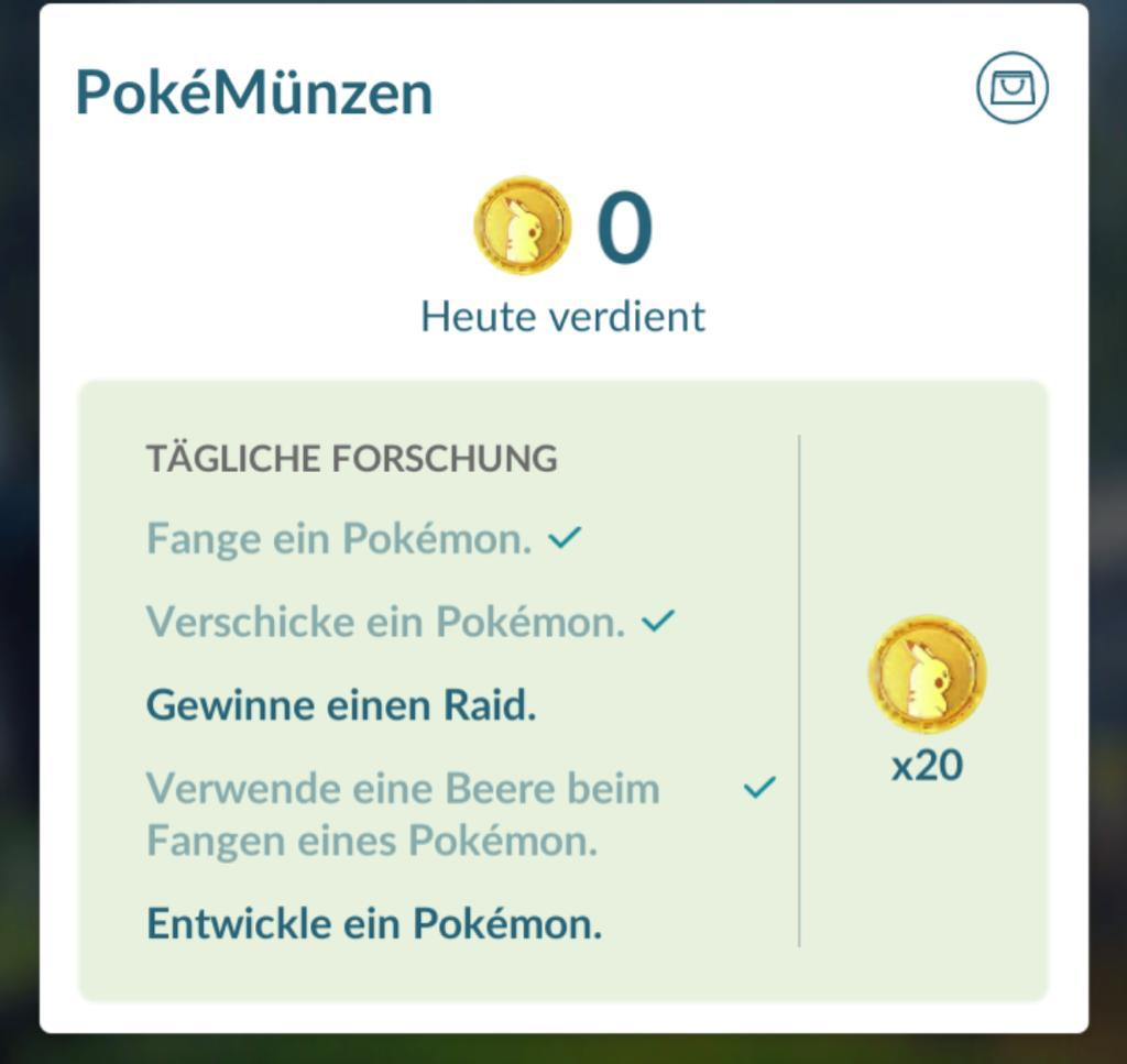 """Monedas """"class ="""" wp-image-533042 """"srcset ="""" https://images.mein-mmo.de/medien/2020/08/Pokemon-GO-Münzen.jpeg 1024w, https: //images.mein-mmo .de / medien / 2020/08 / Pokemon-GO -coin-300x283.jpeg 300w, https://images.mein-mmo.de/medien/2020/08/Pokemon-GO-Münzen-150x142.jpeg 150w, https : //images.mein-mmo.de/medien/2020/08/Pokemon-GO-Münzen-768x725.jpeg 768w """"tamaños ="""" (ancho máximo: 1024px) 100vw, 1024px """"> Estas misiones diarias no estarán disponibles pronto da más.      <p><strong>¿Por qué hay este cambio? </strong>Niantic cita los comentarios de los entrenadores como la razón. Sin embargo, no profundizan en esto. </p> <p>Sin embargo, las críticas fueron muy fuertes. Especialmente al principio, tenías que hacer mucho más para obtener la misma cantidad de monedas. </p> <p>Así que tenías que sentarte en arenas y también resolver tareas que eran bastante complicadas. Con el tiempo ha habido pequeños ajustes. La tarea """"Gana una incursión"""", que era necesaria algunos días para obtener tus 20 monedas de las misiones, ha sido eliminada. </p> <p><strong>Entonces el estado de ánimo era ahora:</strong> Después de que se eliminaron las misiones de incursión, el estado de ánimo en el sistema mejoró significativamente. Es por eso que ahora hay algunos comentarios en reddit que dicen que este cambio ya no era necesario.  </p> <p>max_mullen escribe en reddit: """"'Basado en los comentarios del entrenador"""", ¿qué comentarios del entrenador? Después de que eliminaron la tarea """"Gana una incursión"""" (o lo hicieron muy raramente), todos los comentarios que he leído han sido muy positivos. Entiendo que sea porque están ganando menos dinero, pero entonces no deberían decir que es por los comentarios del entrenador """".</p> <p>Ahora Niantic ha tirado del cable y detuvo las pruebas después de unos meses. Pero también dijo que continúa trabajando en soluciones para cambiar el sistema de monedas. Así que podemos esperar otra prueba pronto. </p> <p>Finalmente, también hubo críticas a los nuevos """