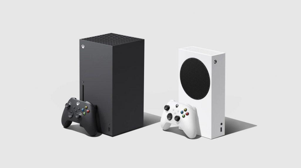 Xbox Series X Series S lado a lado