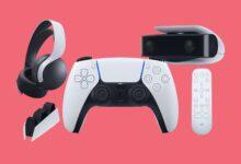 Reserva de accesorios para PS5: controlador DualSense, cámara y auriculares
