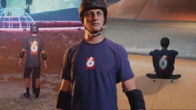 Se suponía que debía probar el multijugador de Tony Hawk, pero no pude parar