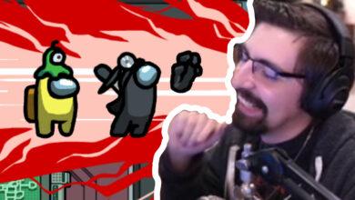 """Shroud explica con una sonrisa por qué el nuevo éxito de Steam """"Tan estúpido, tan estúpido"""" es"""