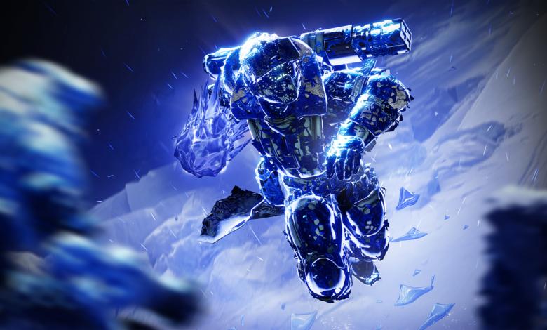 Si te gustan los titanes en Destiny 2, te encantará el nuevo coloso de estasis en Beyond Light