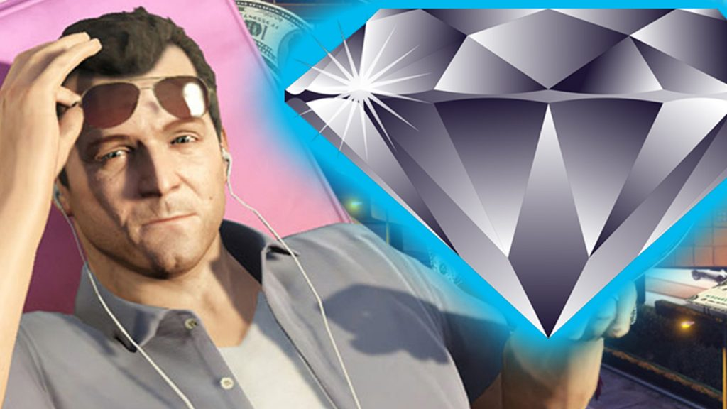 Título de Michael Diamond de GTA Online