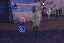 Photo of Sims 4 Journey to Batuu: Cómo conseguir un droide