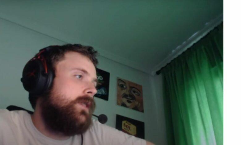 Streamer revela por que se mantiene sano mientras Twitch se come sus estrellas