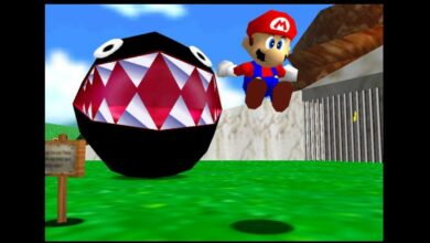 Photo of Super Mario 64: Cómo saltar de longitud