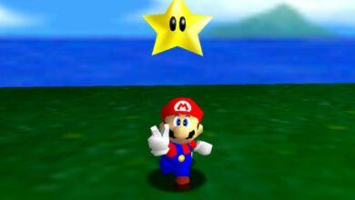 Photo of Super Mario 64 Collect the Caps: Dire Dire Docks Star Tutorial