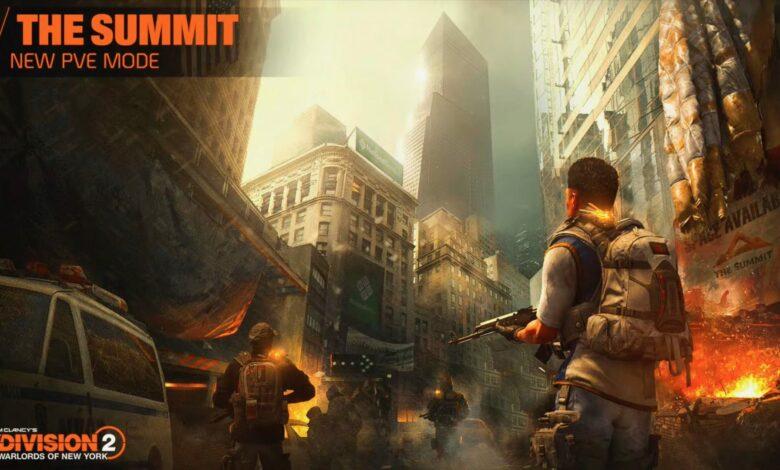 The Division 2 presenta Summit, el modo en el que tantas esperanzas están