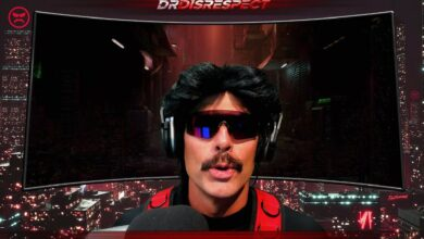 Twitch está cambiando las reglas porque los streamers solo están hablando con el malvado Dr. Disrespect
