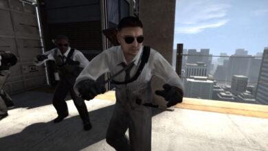 Un sheriff limpia en CS: GO: se asegura de que los tramposos tengan que saltar del mapa