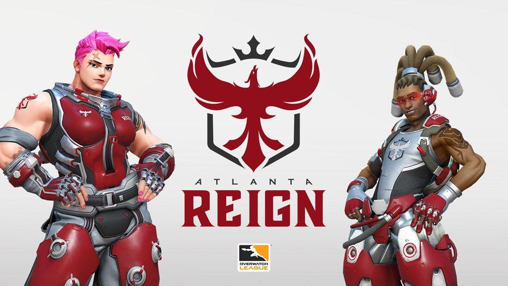 Icono de Overwatch League Atlanta Reign