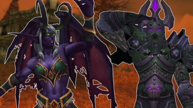 Photo of WoW: ¿Quieres jugar a los caballeros de la muerte y los cazadores de demonios? Entonces date prisa