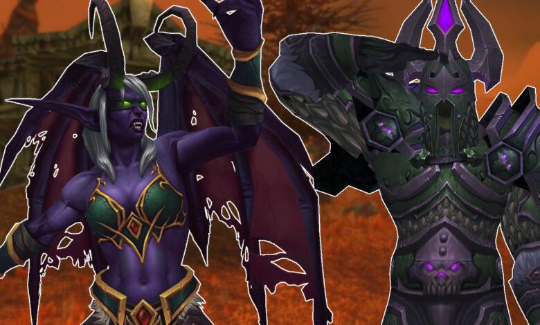 WoW: ¿Quieres jugar a los caballeros de la muerte y los cazadores de demonios? Entonces date prisa