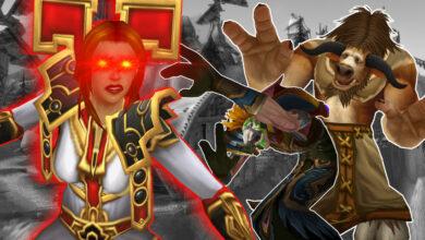 WoW Classic: los líderes del gremio amenazan a los jugadores que quieren jugar Shadowlands